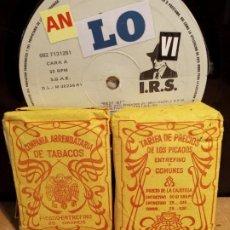 Paquetes de tabaco: COMPAÑIA ARRENDATARIA DE TABACOS .. Lote 239550400