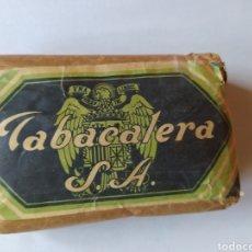 Paquetes de tabaco: PAQUETE DE PICADURA DE TABACO- TABACALERA S. A. PICADO FINO SUPERIOR- 125 GRAMOS. Lote 242444975