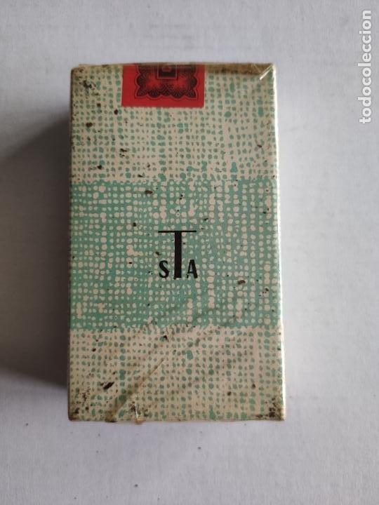 Paquetes de tabaco: Cajetilla de Cigarrillos - 10 Cigarros Finos Cortados - Tabacalera - Precintada - ESPAÑOLES - Foto 3 - 243026705