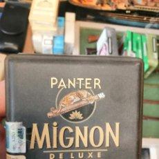 Paquetes de tabaco: CAJA PANTER MIGNON. Lote 243618305