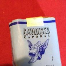 Paquetes de tabaco: GAULOISE - VACIO DE PAPEL. Lote 244620210