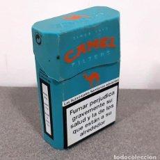 Paquetes de tabaco: CAMEL. FUNDA DE GOMA PITILLERA PARA CAJETILLA. Lote 248468485