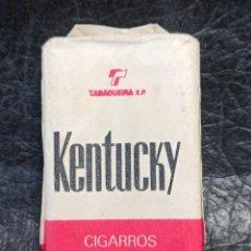 Paquetes de tabaco: KENTUCKY SIN ABRIR. B2. Lote 248719840