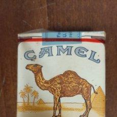 Paquets de cigarettes: PAQUETE DE TABACO CERRADO CAMEL. Lote 253223505