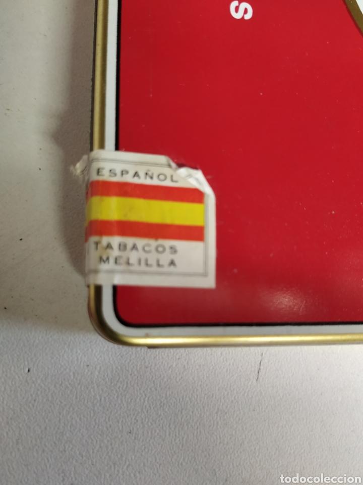 Paquetes de tabaco: Caja metálica cigarrillos graven A - Foto 3 - 254005680