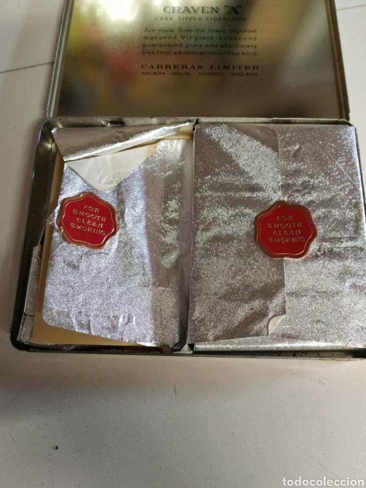Paquetes de tabaco: Caja metálica cigarrillos graven A - Foto 5 - 254005680