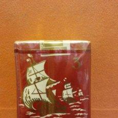 Paquets de cigarettes: PAQUETE DE TABACO. 3 CARABELAS. TABACALERA S.A. 20 CIGARRILLOS. Lote 254141080