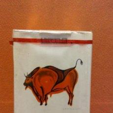 Paquets de cigarettes: PAQUETE DE TABACO. BISONTE. 20 CIGARRILLOS. TABACALERA S.A.. Lote 254142220