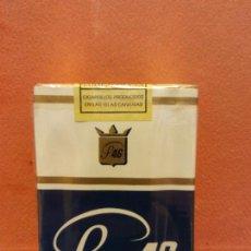 Paquetes de tabaco: SUPER 46. ZORBAS. ISLAS CANARIAS. 20 CIGARRILLOS SUPER FILTRO. TABACALERA S.A.. Lote 254147160