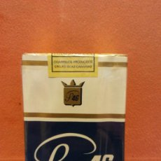 Paquetes de tabaco: SUPER 46. ZORBAS. ISLAS CANARIAS. 20 CIGARRILLOS SUPER FILTRO. TABACALERA S.A.. Lote 254147400