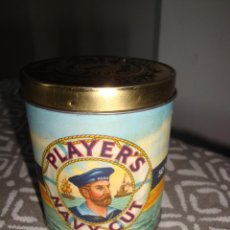 Paquetes de tabaco: PLAYERS NAVY QUT. Lote 260599330