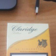Paquetes de tabaco: PAQUETE DE TABACO LLENO CON PRECINTO ORIGINAL , COLECCION PARTICULAR. Lote 263034965