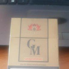 Paquetes de tabaco: PAQUETE DE TABACO LLENO CON PRECINTO ORIGINAL , COLECCION PARTICULAR. Lote 263035065