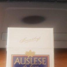 Paquetes de tabaco: PAQUETE DE TABACO LLENO CON PRECINTO ORIGINAL , COLECCION PARTICULAR. Lote 263035110