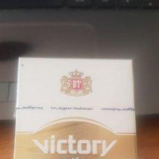 Paquetes de tabaco: PAQUETE DE TABACO LLENO CON PRECINTO ORIGINAL , COLECCION PARTICULAR. Lote 263035155