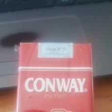 Paquetes de tabaco: PAQUETE DE TABACO LLENO CON PRECINTO ORIGINAL , COLECCION PARTICULAR. Lote 263035185