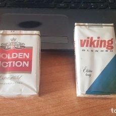 Paquetes de tabaco: PAQUETE DE TABACO LLENO CON PRECINTO ORIGINAL , COLECCION PARTICULAR. Lote 263149455