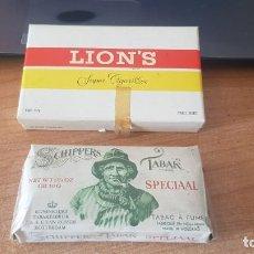 Paquetes de tabaco: PAQUETE DE TABACO LLENO CON PRECINTO ORIGINAL , COLECCION PARTICULAR. Lote 263149600