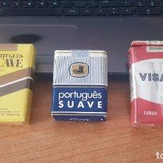 Paquetes de tabaco: PAQUETE DE TABACO LLENO CON PRECINTO ORIGINAL , COLECCION PARTICULAR. Lote 263149840