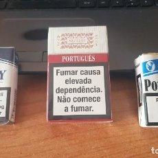 Paquetes de tabaco: PAQUETE DE TABACO LLENO CON PRECINTO ORIGINAL , COLECCION PARTICULAR. Lote 263150120