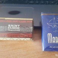 Paquetes de tabaco: PAQUETE DE TABACO LLENO CON PRECINTO ORIGINAL , COLECCION PARTICULAR. Lote 263150265