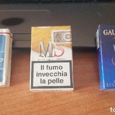 Paquetes de tabaco: PAQUETE DE TABACO LLENO CON PRECINTO ORIGINAL , COLECCION PARTICULAR. Lote 263150325