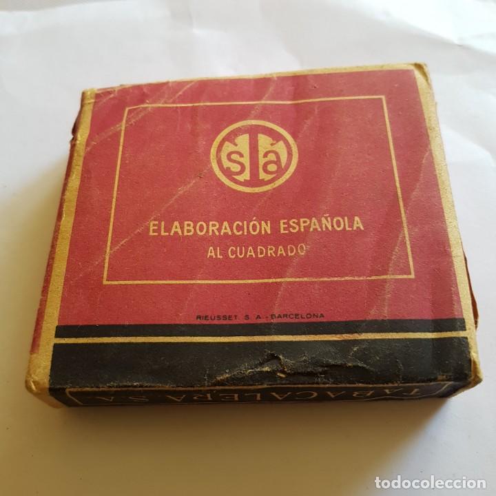 Paquetes de tabaco: PAQUETE DE TABACO DIANA (PRECINTADO) - Foto 2 - 264353539