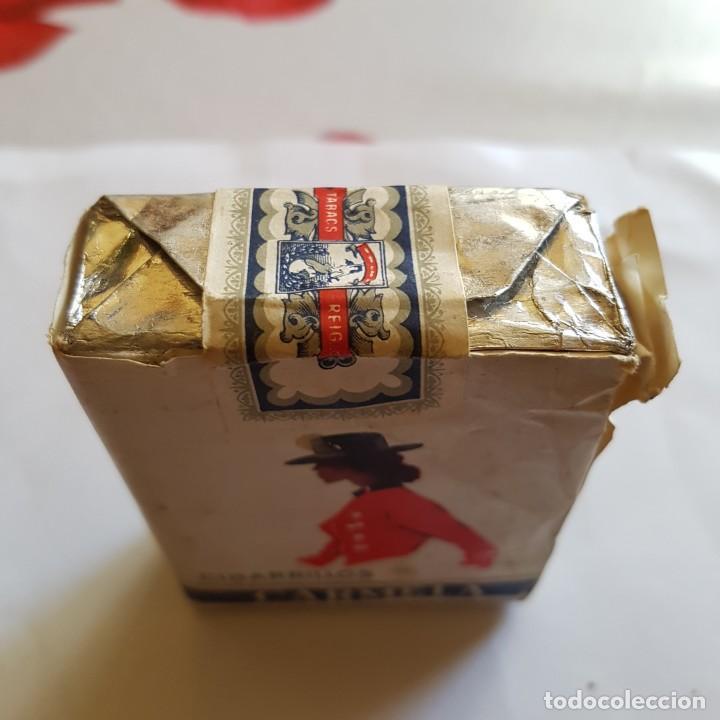Paquetes de tabaco: PAQUETE DE TABACO CARMELA (PRECINTADO) - Foto 3 - 264354869