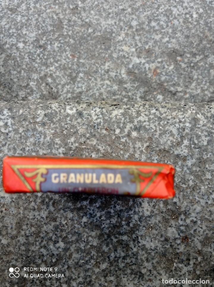 Paquetes de tabaco: Antiguo paquete de picadura de tabaco Mosess Seruya, Gibraltay - Foto 3 - 268914624