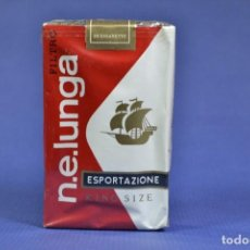 Paquetes de tabaco: ANTIGUO PAQUETE DE TABACO LLENO MARCA ESPORTAZIONE N.E.LUNGA. Lote 275657188