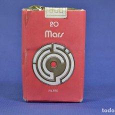 Maços de tabaco: ANTIGUO PAQUETE DE TABACO LLENO MARCA MARS ARABE. Lote 275666728