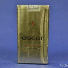 Maços de tabaco: ANTIGUO PAQUETE DE TABACO LLENO DE LA MARCA OSCAR GRIEGOS. Lote 275668648