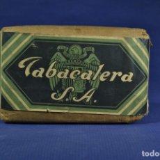 Maços de tabaco: ANTIGUO PAQUETE DE TABACO LLENO PICADURA DE LA MARCA TABACALERA S.A. DE 125 GRAMOS. Lote 275680048