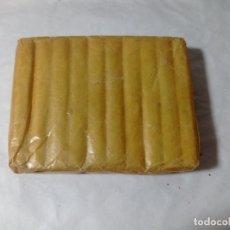 Paquetes de tabaco: ANTIGUO PAQUETE TABACO CIGARROS CIGARRILLOS. ORIGINAL NO COPIA. REF.AUTO. Lote 277252338