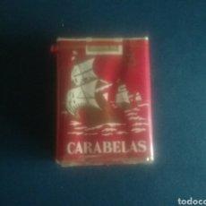 Pacchetti di tabaco: PAQUETES DE TABACO ANTIGUO CARABELAS. Lote 288217923