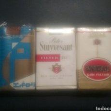 Paquetes de tabaco: PAQUETES DE TABACO ANTIGUO MAGREB STUYVESANT PARTAGAS. Lote 288222963