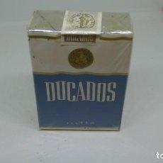 Paquetes de tabaco: ANTIUO PAQUETE DE TABACO DUCADOS BLANDO . CON PRECINTO. Lote 288479513