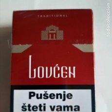 Paquetes de tabaco: CAJETILLA DE TABACO DE REPUBLICA DE MONTENEGRO. Lote 288544128