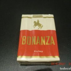 Paquetes de tabaco: ANTIGUO PAQUETE TABACO BONANZA PERFECTO,SIN DESPRECINTAR. Lote 289357293