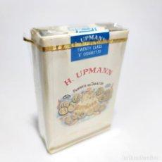 Paquetes de tabaco: PAQUETE DE TABACO PRECINTADO SIN ABRIR. MARCA H. UPMANN. U.S.A. 20 CIGARRILLOS. SIGO XX.. Lote 293880323