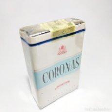 Paquetes de tabaco: PAQUETE DE TABACO PRECINTADO SIN ABRIR. MARCA CORONAS. CANARIAS. 20 CIGARRILLOS. SIGO XX.. Lote 293881723