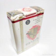 Paquetes de tabaco: PAQUETE DE TABACO PRECINTADO SIN ABRIR. MARCA CELTAS EXTRA. TABACALERA. 20 CIGARRILLOS. SIGO XX.. Lote 293881943