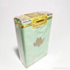 Paquetes de tabaco: PAQUETE DE TABACO PRECINTADO SIN ABRIR. MARCA ZANAUSÚ.TABACALERA. 20 CIGARRILLOS. SIGO XX.. Lote 293882173