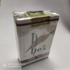 Paquetes de tabaco: PAQUETE DE TABACO PRECINTADO SIN ABRIR. MARCA REX. CANARIAS. 20 CIGARRILLOS. SIGO XX.. Lote 293882873