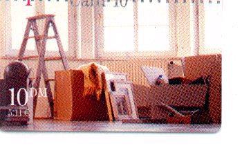 16-310. MUDANZA ALEMANIA (Coleccionismo - Tarjetas Telefónicas)