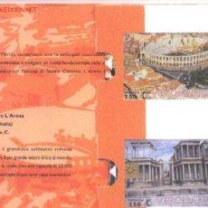 Tarjetas telefónicas de colección: 15-32. FOLDER ESPAÑA. VERONAFIL 97. Lote 5579591