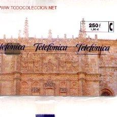 Tarjetas telefónicas de colección: 15-153. TELETARJETA XII CONGRESO ALUMNOS. Lote 12184734