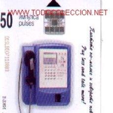 Tarjetas telefónicas de colección: 16-446. MOBIKA BULGARIA. TELÉFONO. Lote 263258