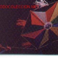 Tarjetas telefónicas de colección: 16-723. COMETA (PAPAGAYO). VENEZUELA. Lote 305226