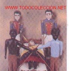 Tarjetas telefónicas de colección: 16-736. SIMÓN BOLIVAR LIBERTADOR. VENEZUELA. Lote 305255